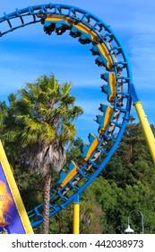Six Flags Vallejo Images, Stock Photos & Vectors | Shutterstock