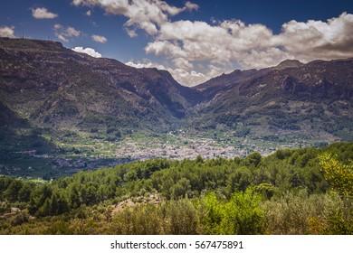 Sóller valley