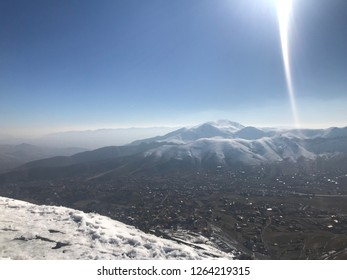 Valley ABALY Damavand Range Beauty. The charm of nature in the valley of Abaly!