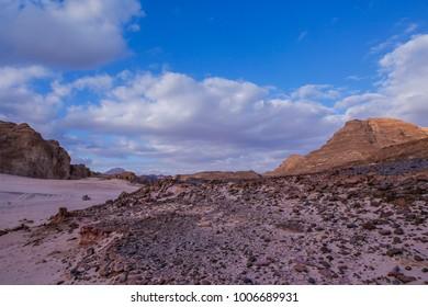 Valley Of Dahab - Egypt