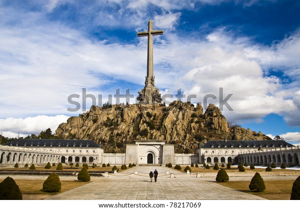 Valley of the fallen - A memorial dedicated to all the victims of the spanish civil war.