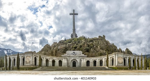 Valley of the Fallen (Valle de los Caidos), Madrid, Spain