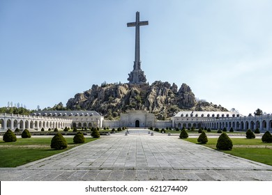 Valley of the Fallen, Valle de los Caidos, Madrid, spain