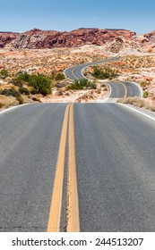 Valley of Fire Street