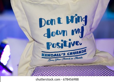 VALLEY FORGE CASINO, KING OF PRUSSIA, PA - JULY 15: Kendall s Crusade fundraising event to raise awareness of Arteriovenus Malformations AVM on July 15, 2017