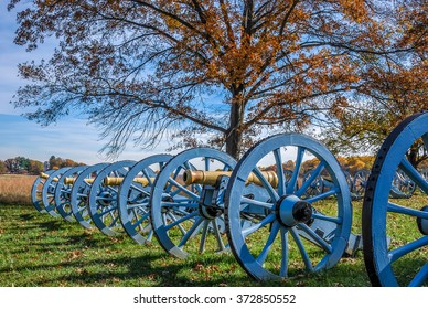 Valley Forge Park Canons