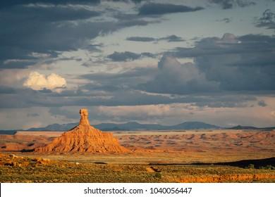 Valley of the Gods, Bears Ear National Monument, Utah