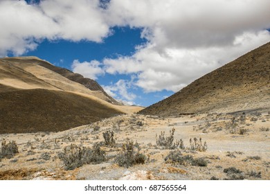 Valley in Huancaya - Lima Peru