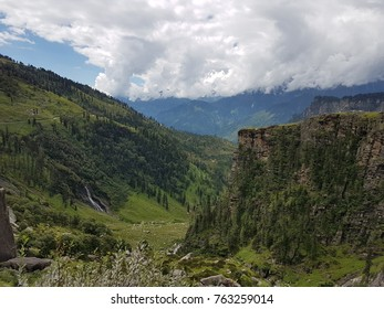 Valley in Manali, India
