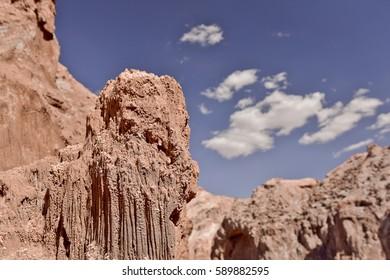 Valley of the Moon. Atacama Desert. Chile