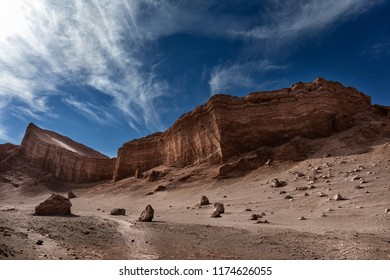 The Valley of the Moon, Chile