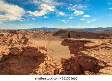 Valley of the Moon. San Pedro de Atacama, Chile.