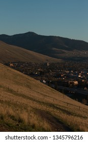 Valley View of Missoula Montana