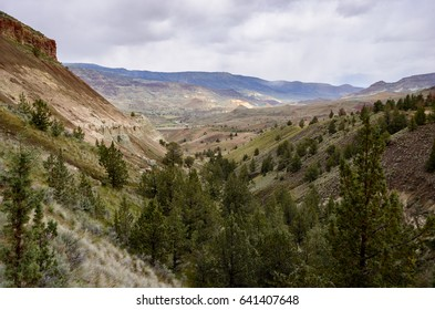 Valley Vista, Sheep Rock Unit of John Day Fossil Beds National Monument