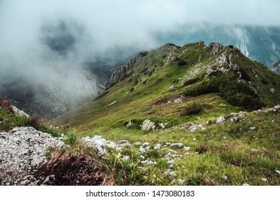 Valley wiev Dolina Koscieliska High Tatry