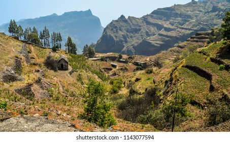 Valleys of Cape Verde