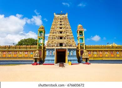 Vallipuram Alvar or Valipura Aalvar Vishnu Kovil is a hindu temple near Jaffna, Sri Lanka. Vallipuram Alvar Kovil is considered as one of the oldest Hindu temples in Jaffna.