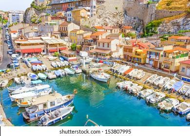 The Vallon des Auffes, Marseilles, France