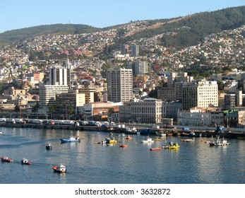 Valparaiso Harbor