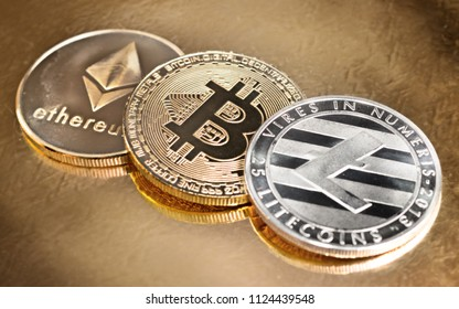 Valuable modern cryptocurrencies