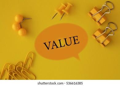 Value, Business Concept
