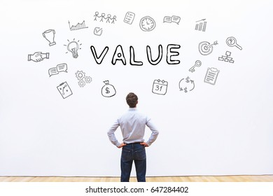value business concept