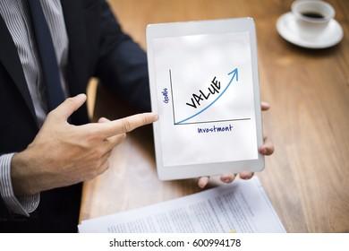 Value Personal Development Stock Market Stock