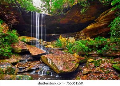 Van Hook Falls, Daniel Boone National Forest, KY
