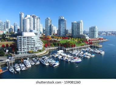Ванкувер в Британская Колумбия, Канада