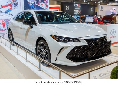 Vancouver, Canada - March 2018 : Toyota Avalon