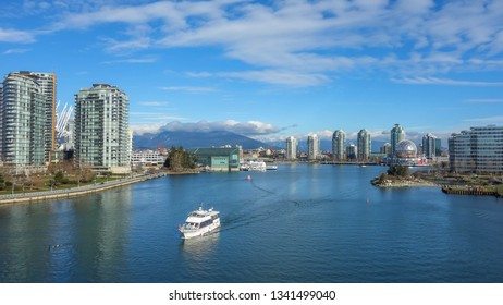 Vancouver City - Downtown view - Canada