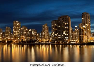 Vancouver Condominium Towers