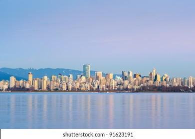 Vancouver Skyline - Vancouver, Canada
