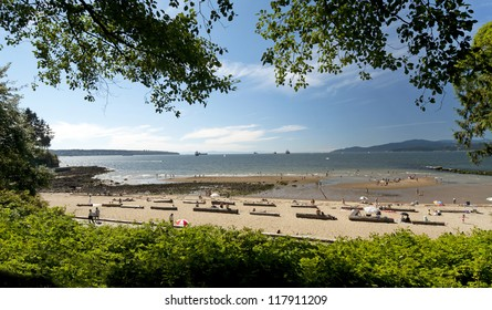 Vancouver - Third beach and English Bay