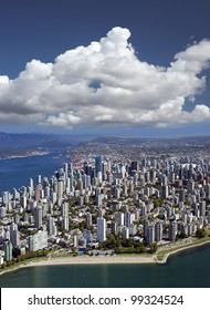 Vancouver -  West End and downtown, British Columbia
