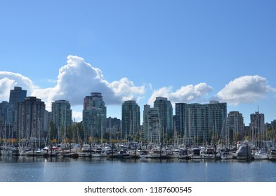 Vancouver's view from Stanley Park (Vancouver - Canada)