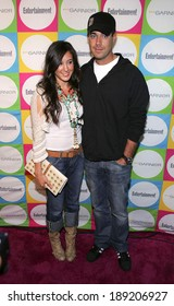Vanessa Carlton, Carson Daly at Entertainment Weekly THE MUST LIST Party, Deep, New York, NY, June 16, 2005