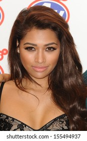 Vanessa White (The Saturdays) launches the new iPhone 5S and 5C at Phones 4U Oxford Street, London. 20/09/2013