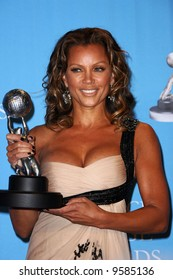 Vanessa Williams at the 39th NAACP Image Awards  held at the SHrine Auditorium, Los Angeles