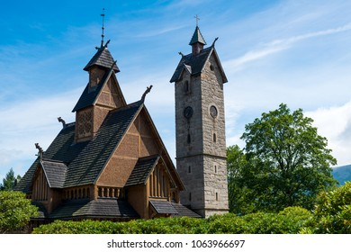 Vang stave church in Karpacz