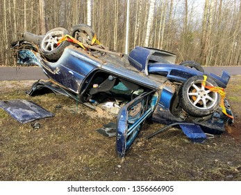 Imágenes, fotos de stock y vectores sobre Distracted Accident