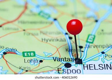 Lomas De Zamora Pinned On Map Stock Photo Royalty Free 337713284
