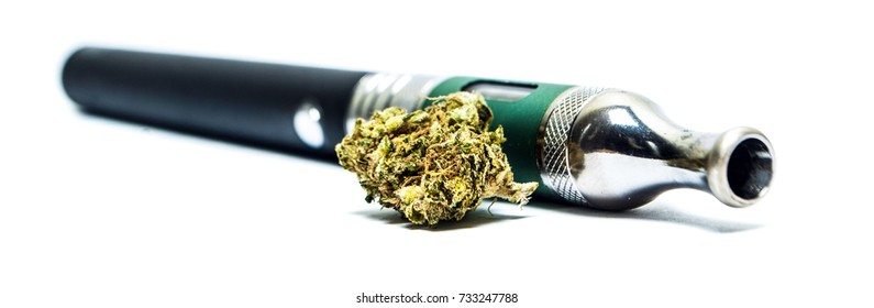 Vape Pen, Vaping Marijuana Oil, Cannabis Vaporizer