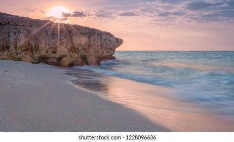 Varadero , Cuba  Coastline