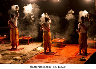 Varanasi Arti