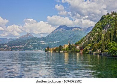 Varenna view, Como lake, Italy, Lombardy