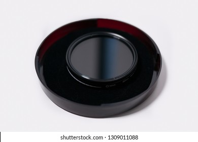 Variable Neutral Density ND filter for Photgraphy. Fits 52mm camera lenses.