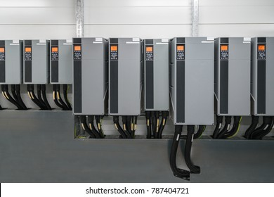 Variable speed drive inverter converters