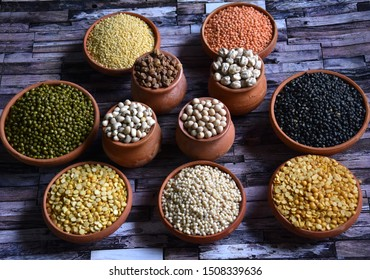 Varieties of the Indian Pulses