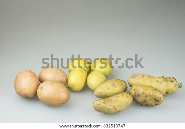 varieties of potatoes